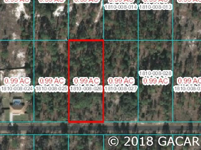 00 SW Huckleberry Lane, Dunnellon, FL 34431 (MLS #417078) :: Florida Homes Realty & Mortgage