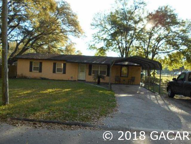 14115 NW 138th Street, Alachua, FL 32615 (MLS #417146) :: Rabell Realty Group