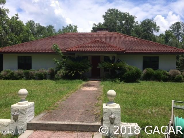 17714 Veterans Way, Micanopy, FL 32667 (MLS #417673) :: Pepine Realty