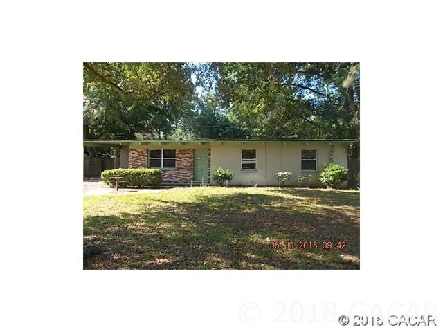 1351 NE 31st Avenue, Gainesville, FL 32609 (MLS #417714) :: Florida Homes Realty & Mortgage