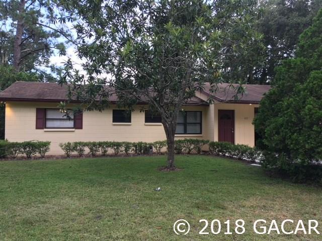 4111 NW 17th Avenue, Gainesville, FL 32605 (MLS #417940) :: Rabell Realty Group
