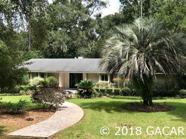 6816 NW 18th Avenue, Gainesville, FL 32605 (MLS #418247) :: Bosshardt Realty