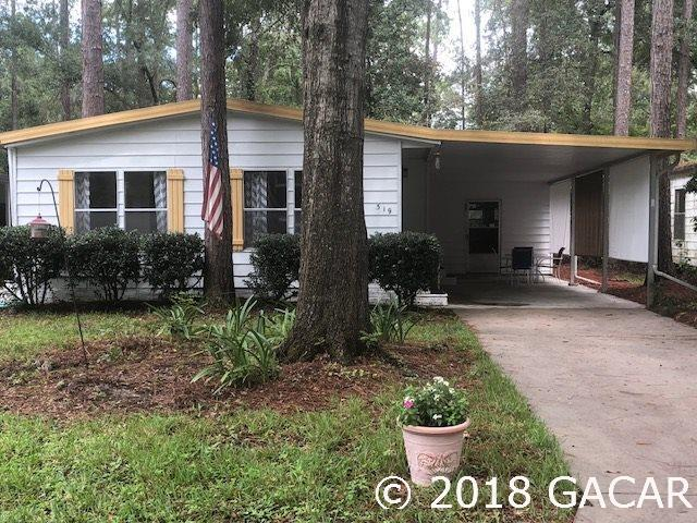 8639 NW 41st Street, Gainesville, FL 32653 (MLS #418330) :: Thomas Group Realty