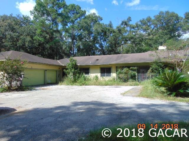 2320 NE 64Tn Terrace, Gainesville, FL 32609 (MLS #418655) :: Bosshardt Realty