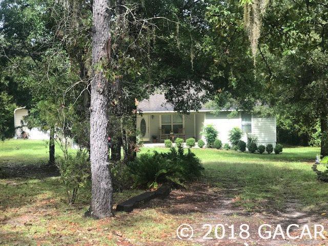 601 SE 52nd Street Street, Keystone Heights, FL 32656 (MLS #419301) :: Bosshardt Realty