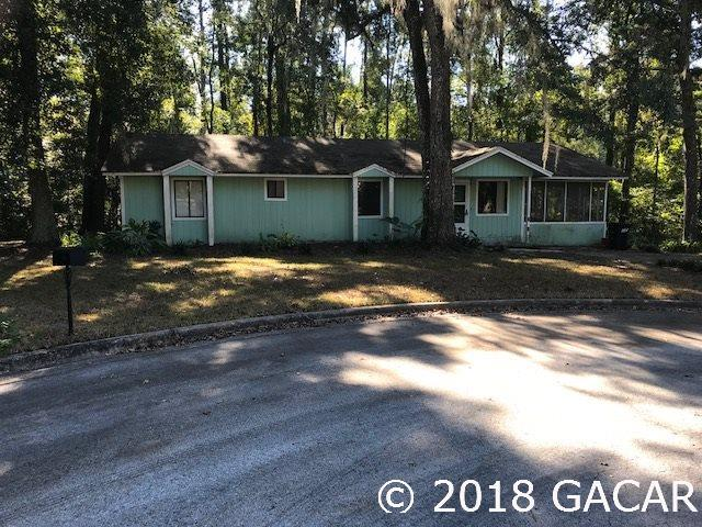 3917 NW 30 Terrace, Gainesville, FL 32605 (MLS #419332) :: Thomas Group Realty