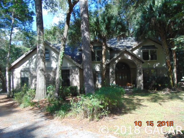 8730 SW 45 Boulevard, Gainesville, FL 32608 (MLS #419428) :: Rabell Realty Group