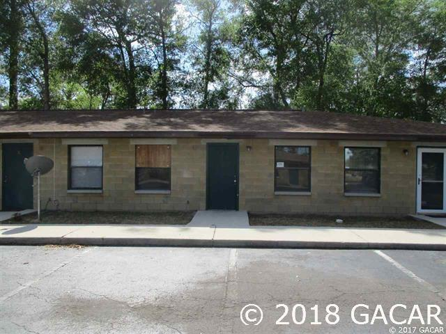3600 SW 23rd Street #16, Gainesville, FL 32608 (MLS #419609) :: Rabell Realty Group
