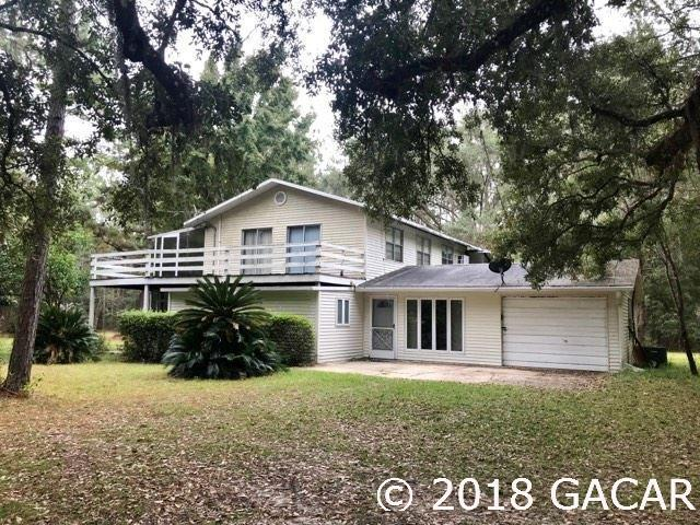 17430 NE 40th Street, Williston, FL 32696 (MLS #420216) :: Bosshardt Realty