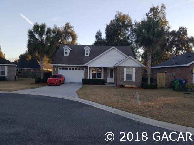 25075 SW 18TH Avenue, Newberry, FL 32669 (MLS #420909) :: Bosshardt Realty
