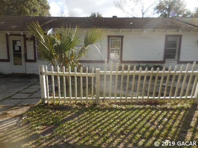 1405 SE 4th Avenue, Gainesville, FL 32641 (MLS #421010) :: Bosshardt Realty