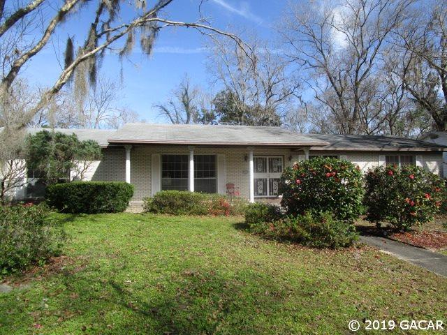 2046 NW 20th Lane, Gainesville, FL 32605 (MLS #421736) :: Rabell Realty Group