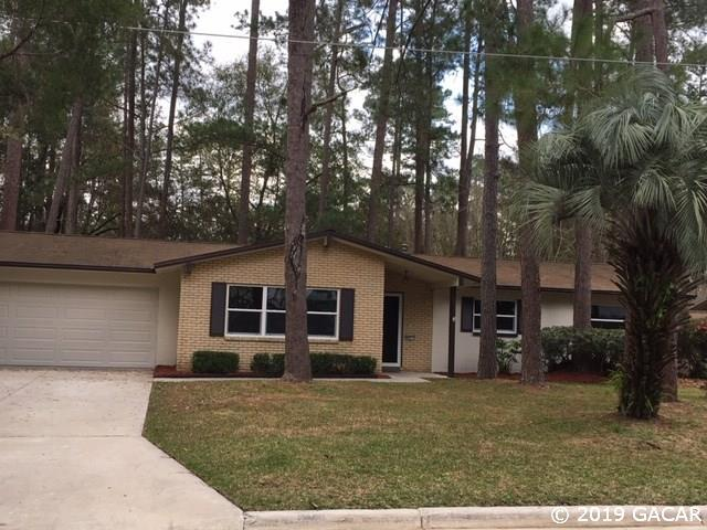 4611 NW 28th Terrace, Gainesville, FL 32605 (MLS #422384) :: Bosshardt Realty