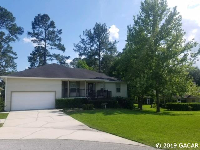 6913 NW 107th Lane, Alachua, FL 32615 (MLS #422571) :: Florida Homes Realty & Mortgage