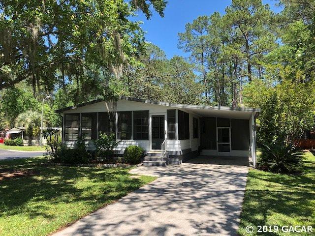 8588 NW 39 Circle, Gainesville, FL 32653 (MLS #424449) :: Pristine Properties