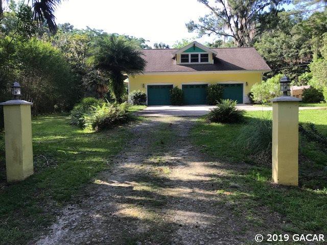 6020 Lake Shore Drive, Gainesville, FL 32641 (MLS #424681) :: Bosshardt Realty