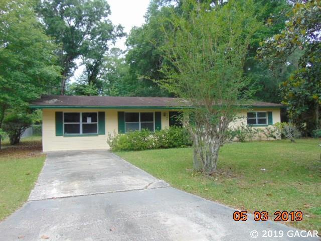 4232 NW 20 Street, Gainesville, FL 32605 (MLS #424984) :: Bosshardt Realty