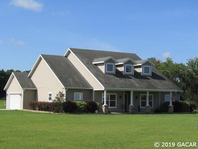 4989 NE 44th Avenue, High Springs, FL 32643 (MLS #425005) :: Bosshardt Realty