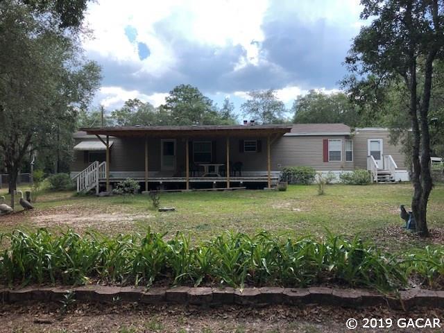 11250 NE 101 Terrace, Archer, FL 32618 (MLS #425611) :: Pepine Realty