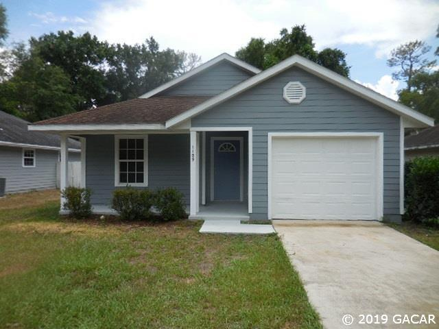 1109 NW 45th Avenue, Gainesville, FL 32609 (MLS #425685) :: Pepine Realty