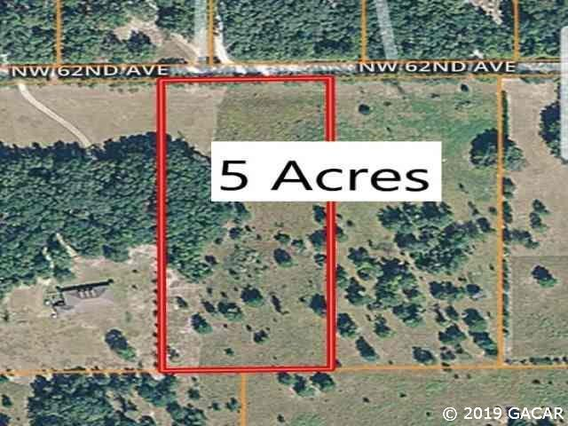0000 NW 62nd Ave, Newberry, FL 32669 (MLS #426005) :: Florida Homes Realty & Mortgage