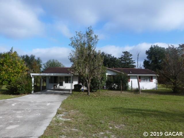 7803 SE Us Highway 301, Hawthorne, FL 32640 (MLS #426092) :: Pepine Realty