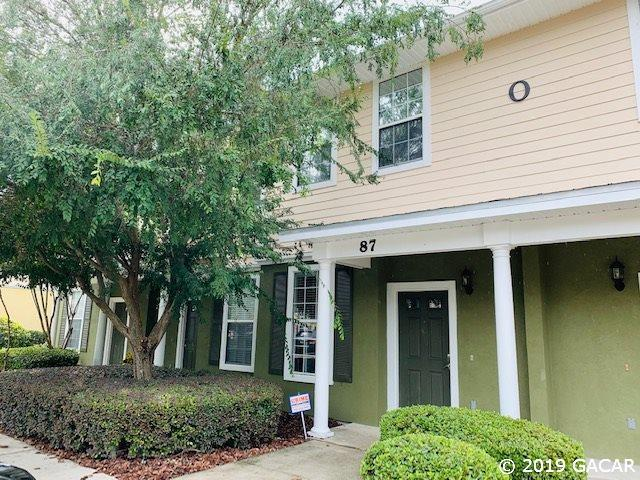 2508 SW 35th Place O-87, Gainesville, FL 32608 (MLS #426145) :: Rabell Realty Group