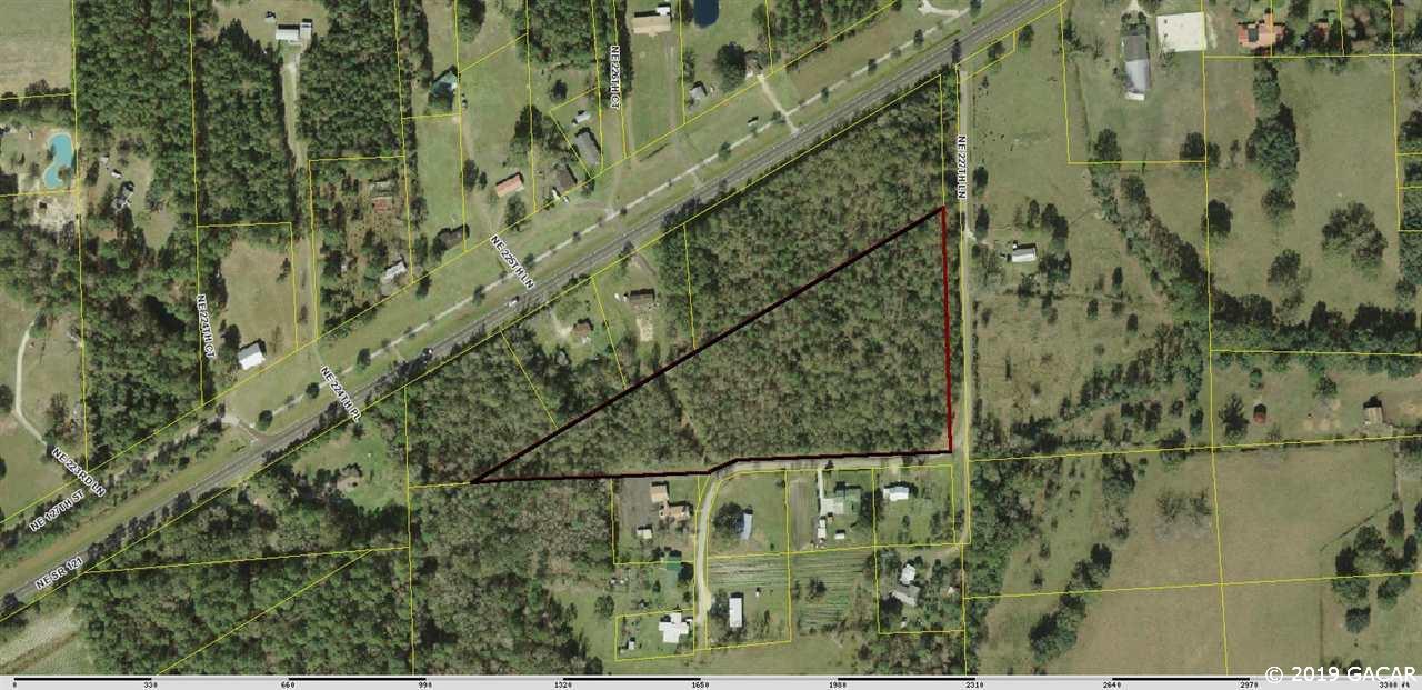 TBD NE Sr 121, Raiford, FL 32083 (MLS #426927) :: Thomas Group Realty