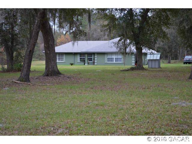 2817 SE County Rd 234, Gainesville, FL 32641 (MLS #428436) :: Pepine Realty