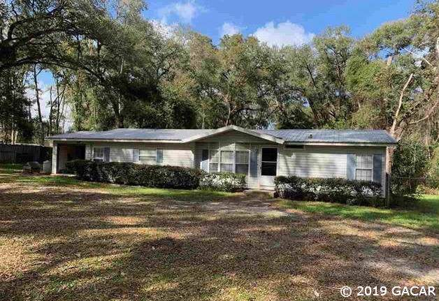 18104 NW 32ND Avenue, Newberry, FL 32669 (MLS #428532) :: Bosshardt Realty