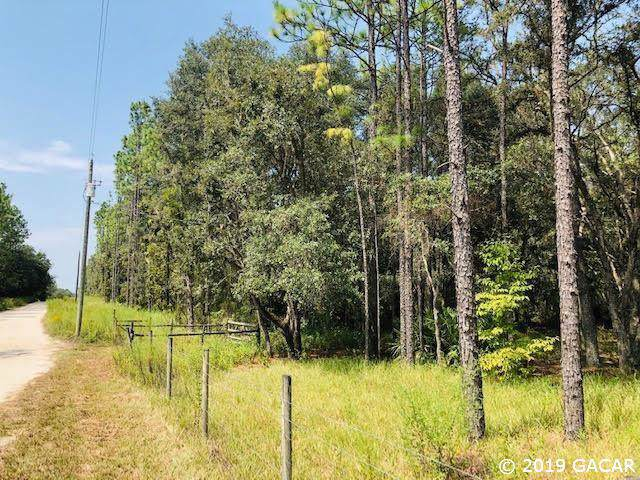 10951 NE 78th Lane, Bronson, FL 32621 (MLS #428784) :: Pristine Properties