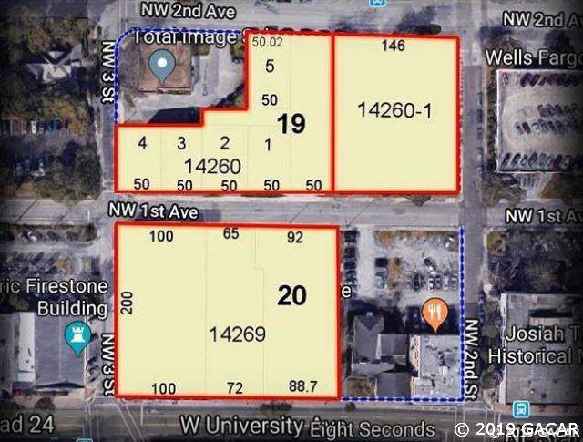 238 W University Avenue, Gainesville, FL 32601 (MLS #428917) :: Pristine Properties