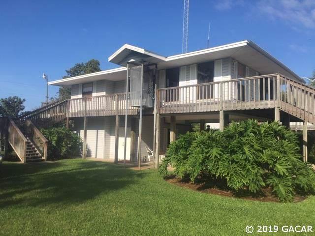 317 SE 218th Street, Suwannee, FL 32692 (MLS #429897) :: Pristine Properties