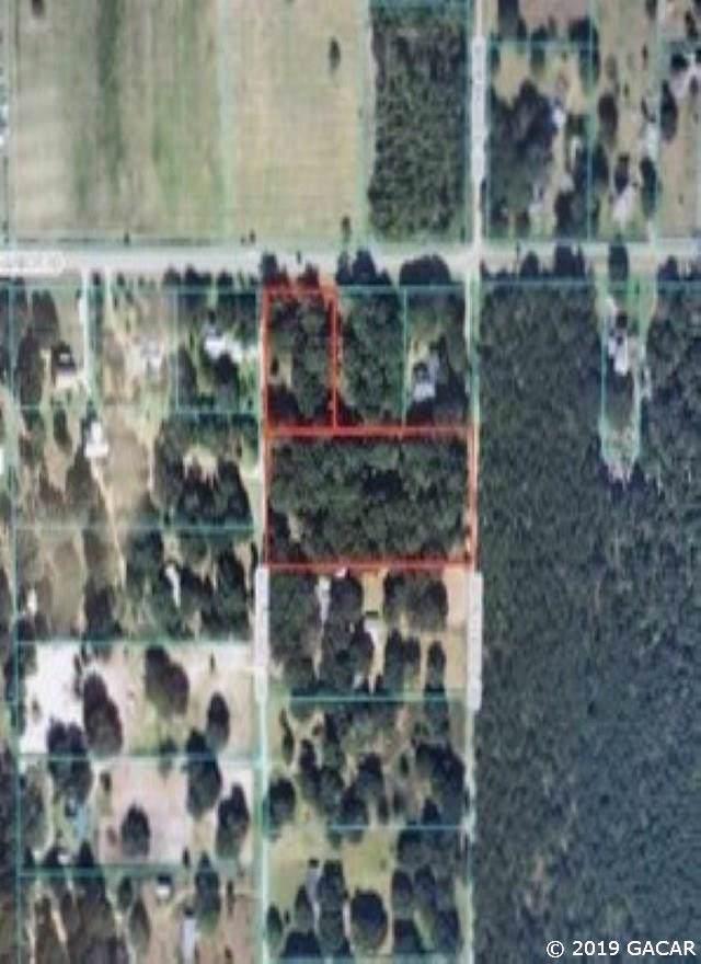 TBD SE 128 Terrace, Weirsdale, FL 32195 (MLS #429913) :: Pristine Properties