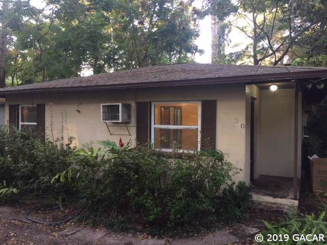 320 NW 19TH Lane, Gainesville, FL 32609 (MLS #430365) :: Bosshardt Realty