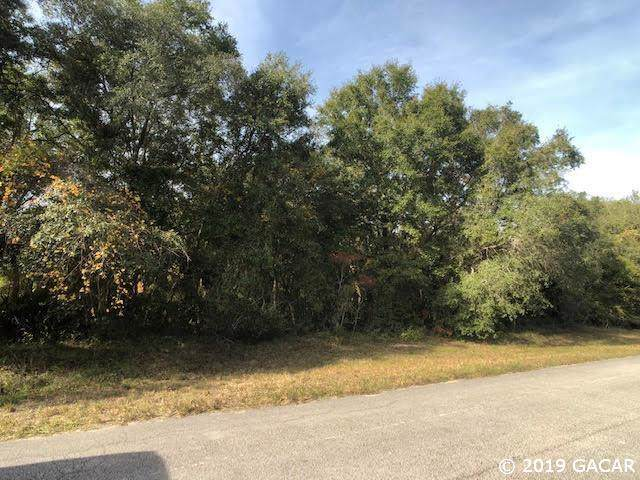 Lot 23 NW 72nd Terrace, Chiefland, FL 32626 (MLS #430428) :: Pepine Realty