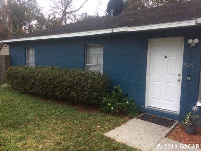 5310 NW 20th Court, Gainesville, FL 32653 (MLS #430527) :: Pepine Realty