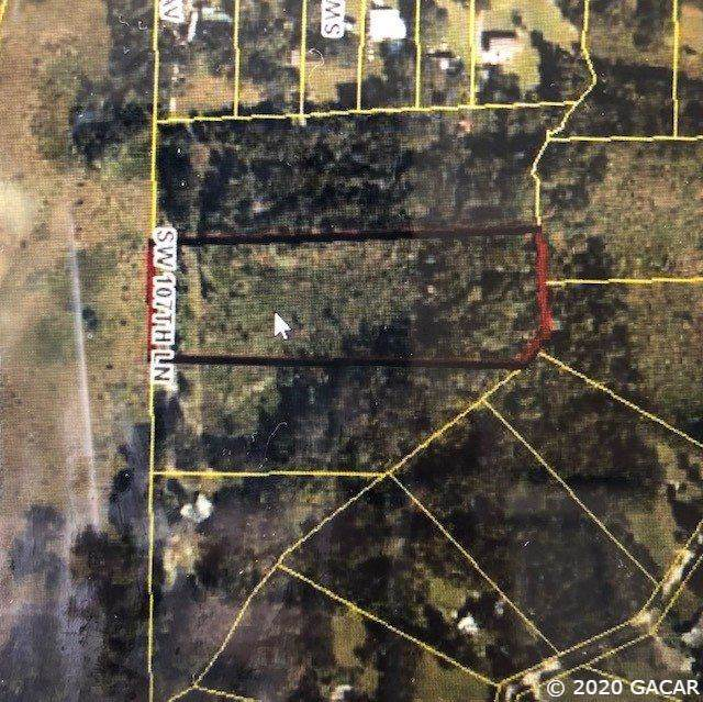 TBD SW 107th Lane, Lake Butler, FL 32054 (MLS #431437) :: Bosshardt Realty