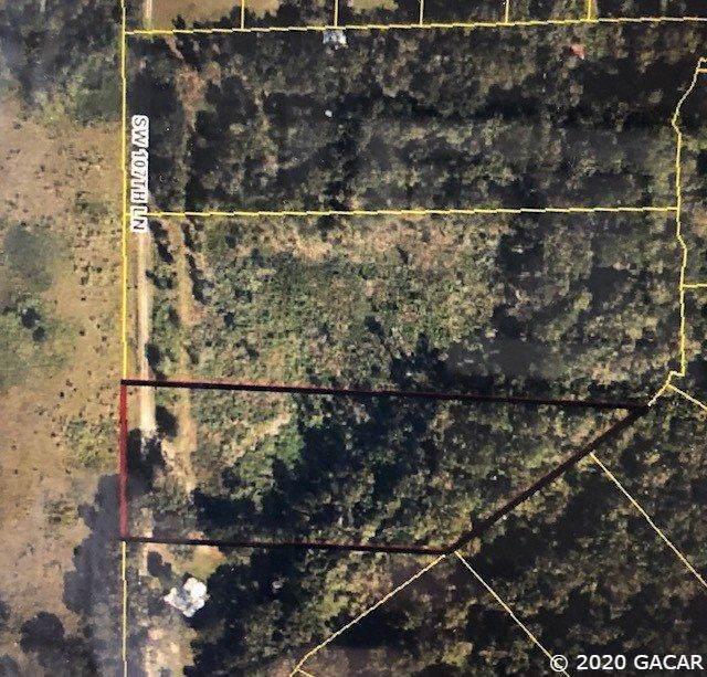 TBD SW 107th Lane, Lake Butler, FL 32054 (MLS #431439) :: Bosshardt Realty