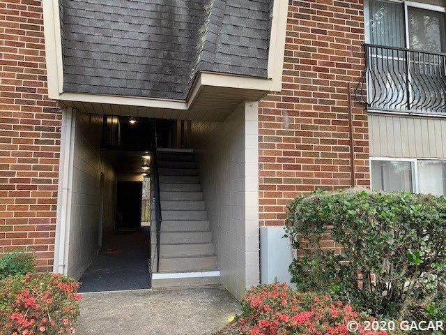 1700 SW 16th Court C-7, Gainesville, FL 32608 (MLS #432229) :: Pristine Properties