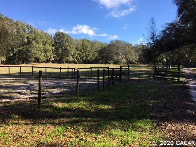 2305 NW 174th Street, Newberry, FL 32669 (MLS #432232) :: Bosshardt Realty