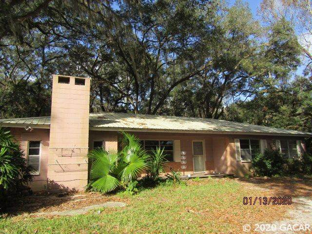 5812 SW 170th Street, Archer, FL 32618 (MLS #432369) :: Pristine Properties