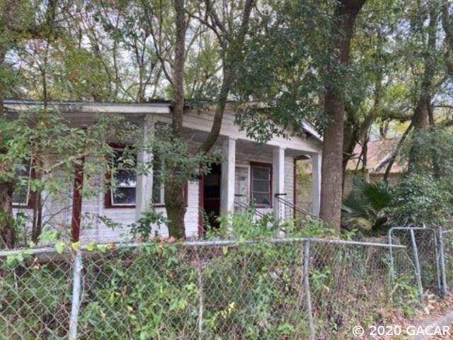 529 NW 8th Street, Gainesville, FL 32601 (MLS #432501) :: Bosshardt Realty