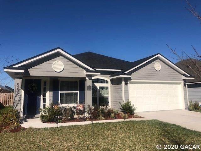8292 NW 51 Drive, Gainesville, FL 32653 (MLS #432613) :: Bosshardt Realty
