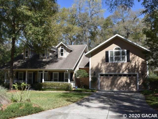 3773 SW 21ST DR, Gainesville, FL 32608 (MLS #432628) :: Pristine Properties