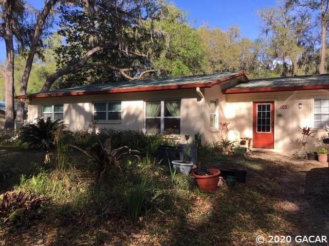 103 NE Evans Court, Micanopy, FL 32667 (MLS #433155) :: Bosshardt Realty