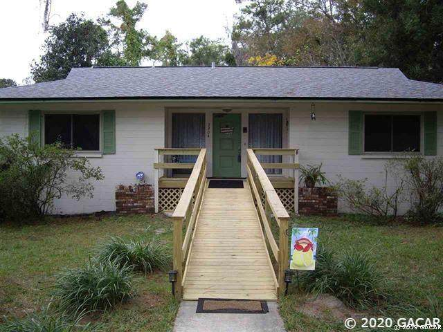 3904 NW 15 Street, Gainesville, FL 32605 (MLS #433708) :: Rabell Realty Group