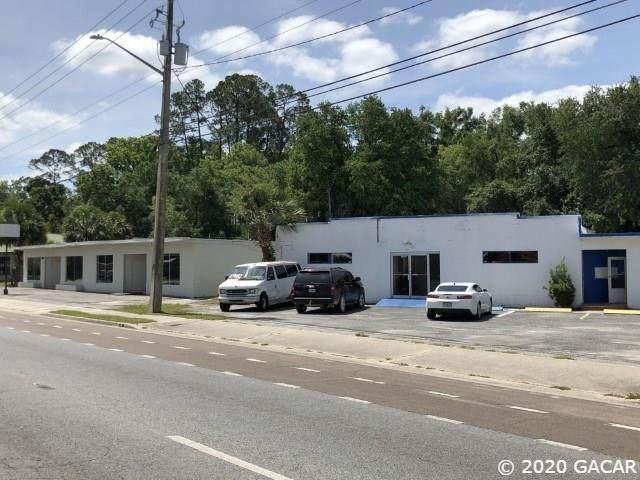 1817 SE Hawthorne Road, Gainesville, FL 32641 (MLS #434977) :: Better Homes & Gardens Real Estate Thomas Group