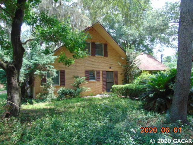 6354 Baker Road, Keystone Heights, FL 32656 (MLS #435954) :: Better Homes & Gardens Real Estate Thomas Group