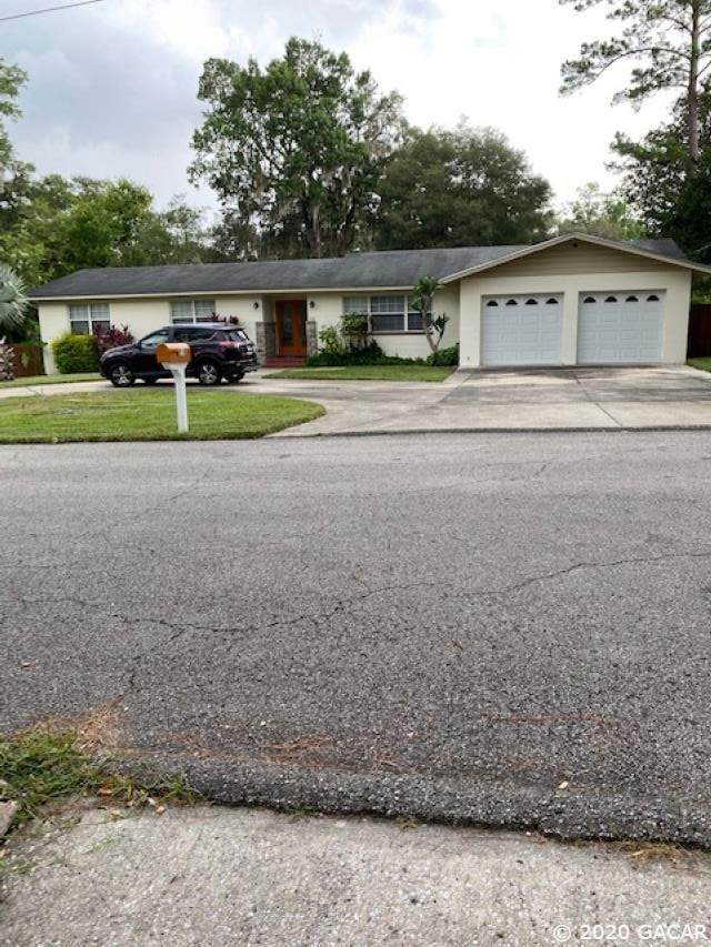 910 NW 37th Terrace, Gainesville, FL 32605 (MLS #436128) :: Pepine Realty
